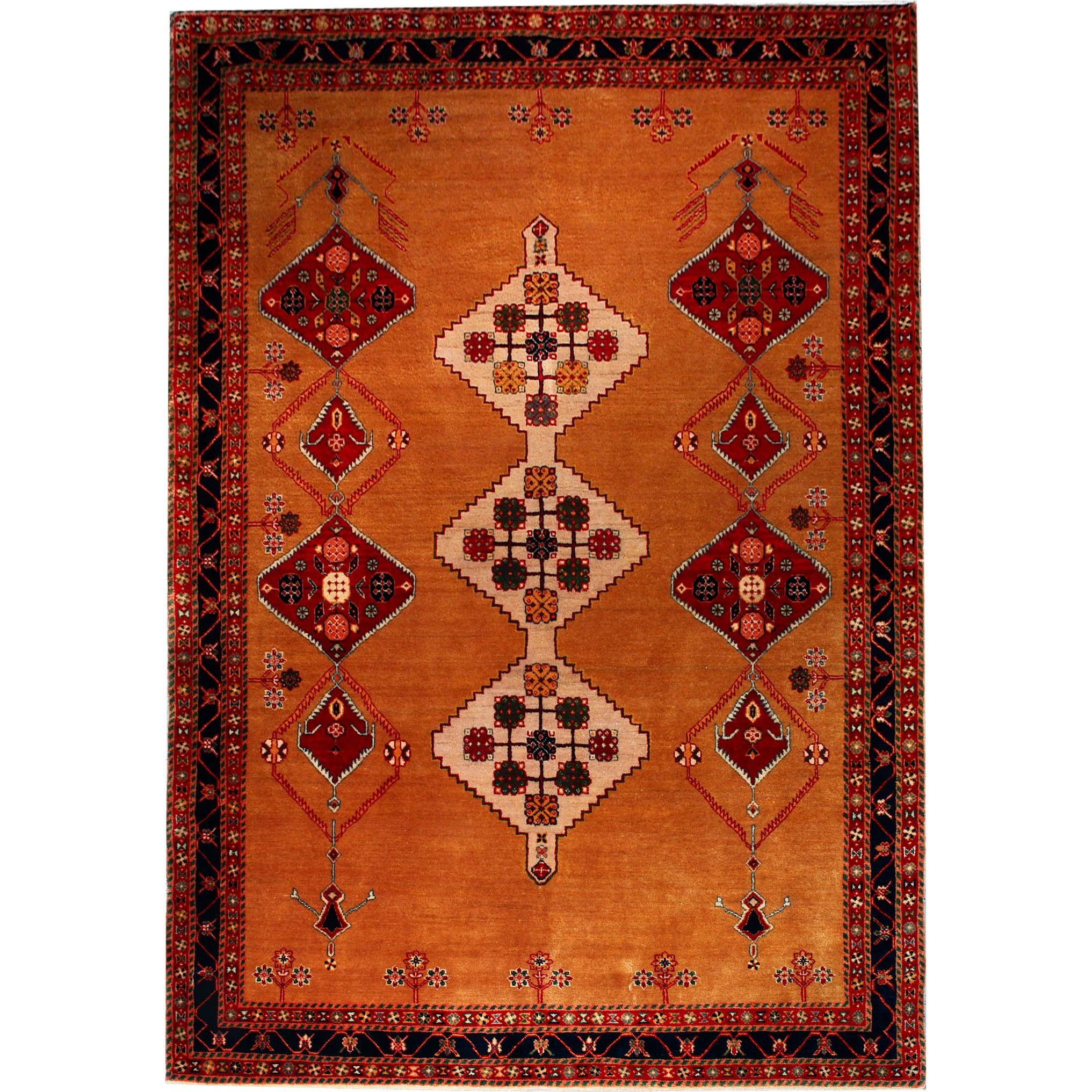 Nomad Rugs :: Kashkooli Exclusive 244X170 Persian Style
